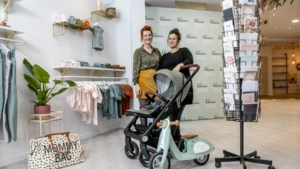 """Vriendinnen openen babyspeciaalzaak Kleine Baas: """"Jonge ouders helpen maakt ons vrolijk"""""""