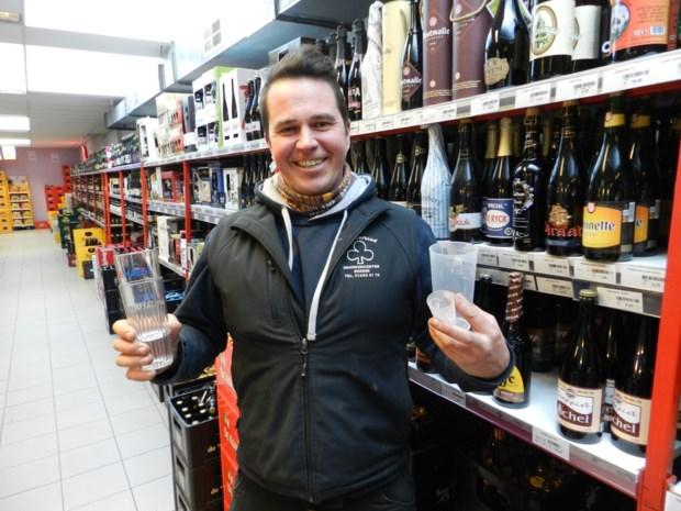 Drankenhandel 't Klaverblad verhuurt herbruikbare bekers