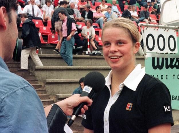 De jeugdjaren van Kim Clijsters: het wonderkind dat Vlaanderen en de wereld charmeert