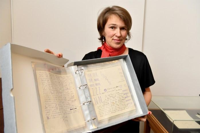 """Letterenhuis in één klap schatrijk dankzij aankoop privécollectie: """"De gedroomde aanvulling van ons bezit"""""""