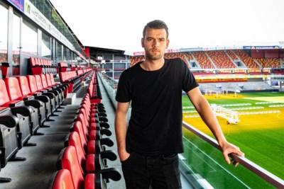 """Joachim Van Damme blijft strijden met KV Mechelen: """"Ik ga niet als een wilde op tafel kloppen dat ik hier weg wil"""""""