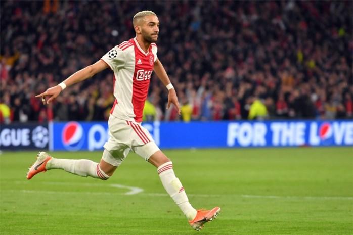 Ajax en Chelsea bereiken akkoord over transfer van topspeler Ziyech