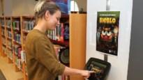 Stadsbibliotheek installeert Bieblo om kinderen boeken te helpen kiezen