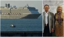 """Herenthouts koppel op 'coronaschip' aan wal in Cambodja: """"De rederij betaalt onze cruise volledig terug"""""""