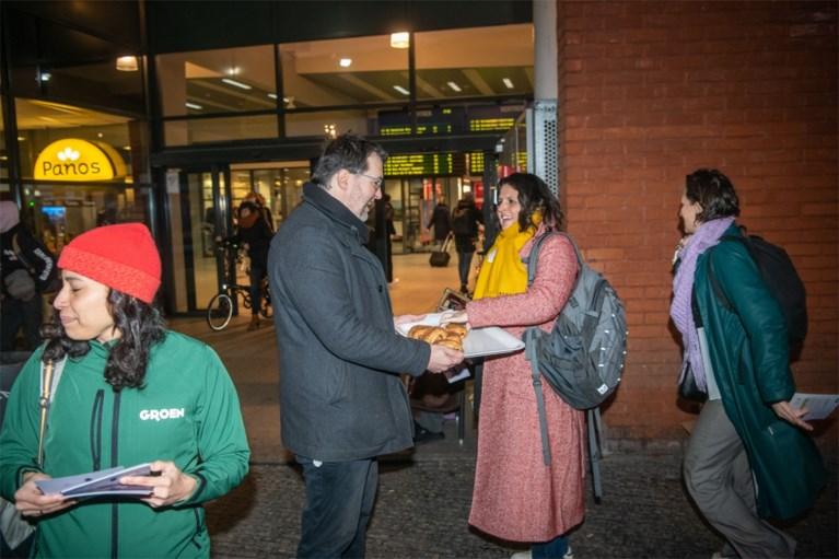 Groen wil investeringen in nachtaanbod bus en trein