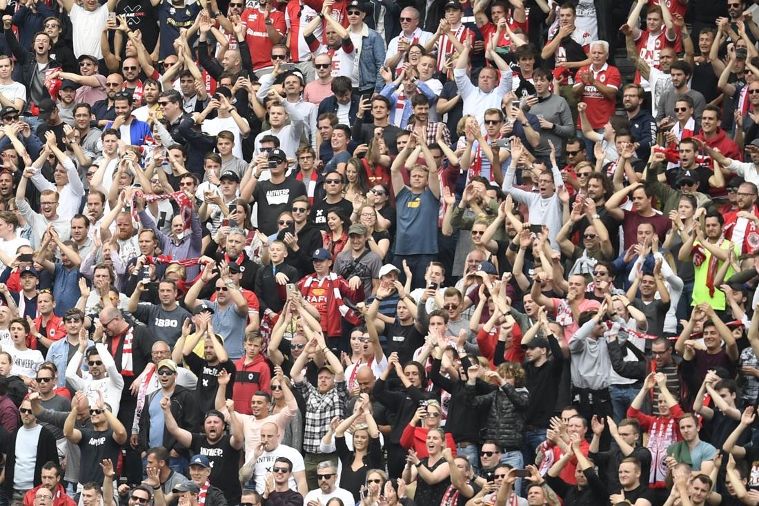 Bekerfinale Club Brugge-Antwerp: 20.000 tickets per club en toch géén combiregeling voor supporters