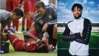 """Junior Pius staat na half jaar revalideren weer op het veld bij Antwerp: """"Het was een ziekte voor mij"""""""