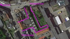 Projectontwikkelaar wil woningen en winkels afbreken voor nieuwe appartementen in stadscentrum