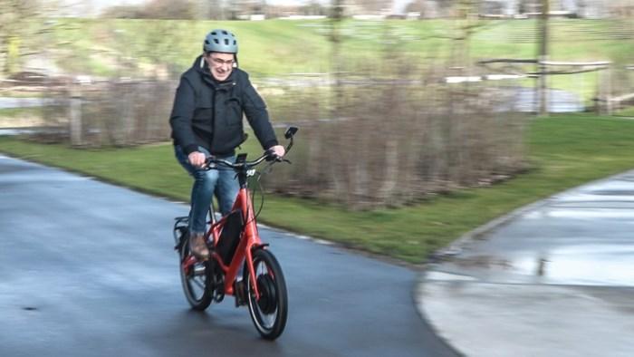 """Ellio, de eerste 100% Belgische speedpedelec, getest: """"Een fiets voor niet-fietsers"""""""