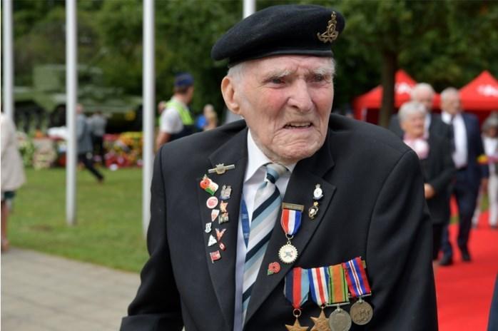 """Britse D-day-veteraan Stanley Williams (96) overleden: """"Antwerpen zal hem altijd dankbaar blijven"""""""