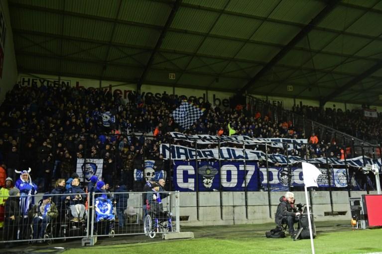 """""""Ge kunt fluiten naar uw trommelverbod!"""": Genk-fans brengen sirene mee naar de Bosuil"""