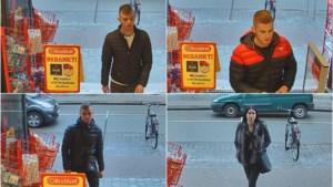 """Politie Brasschaat zet vier verdachten van """"aanzienlijke"""" diefstal in Kruidvat op Facebook"""