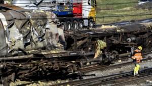Treinverkeer opnieuw mogelijk in haven: spoorweg sneller dan verwacht hersteld na botsing