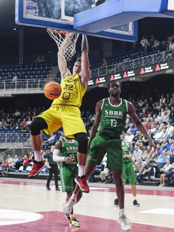 Telenet Giants Antwerp-Charleroi als aperitief op bekerfinale