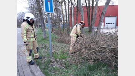 Brandweer regio Mechelen met oproepen overstelpt door storm Dennis: vijfhonderd interventies in enkele uren tijd