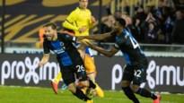 Door het oog van de naald: Rits redt Club in extremis van puntenverlies tegen Waasland-Beveren