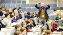 150 kinderen mogen één dag les volgen aan Universiteit Antwerpen