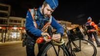 Na controles op verlichting zijn er nu ook controles op fietsen in verboden richting