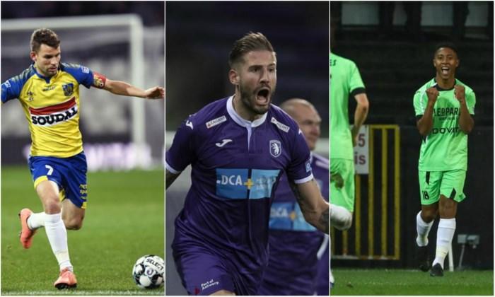1B-clubs Westerlo, Virton en Beerschot delen leiding in knotsgekke tweede periode: wie speelt promotiefinale tegen OHL?