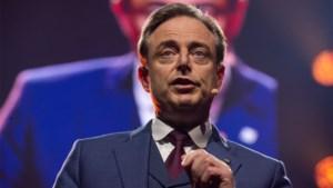"""De Wever roept op tot Vlaams front tegen PS maar botst op Rutten (Open Vld): """"Wij vormen liever een alliantie met MR"""""""