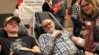 Louis Van Beers (70) uit Arendonk gehuldigd door Rode Kruis omdat hij voor de 150ste keer bloed gaf