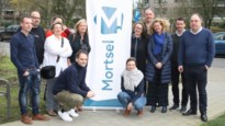 Mortsel lanceert nieuw merkteken
