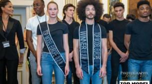 Knapste broer en zus van het land overtuigen jury ook in Top Model Europe