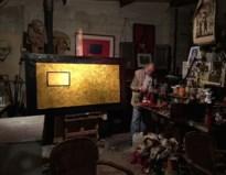 """Merksems kunstenaar Rafaël Gorsen (77) overleden: """"Zijn atelier was net de grot van Ali Baba"""""""