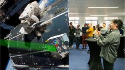 Antwerpse 'ruimtemodem' na twee jaar voorbereiding succesvol afgeleverd aan astronauten ISS