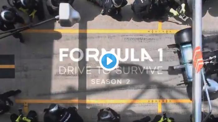 "VIDEO: Netflix toont nieuwe trailer F1-serie 'Drive To Survive"""