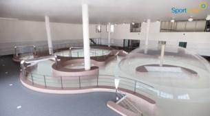 Zo zullen de ijspistes en zwembaden in Park Groot Schijn eruitzien