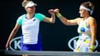 Elise Mertens in achtste finale Dubai tegen dubbelpartner Aryna Sabalenka