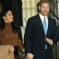 Prins Harry en Meghan Markle maken tv-serie met Apple en Oprah Winfrey