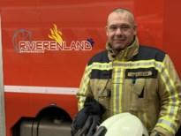 Vrijwilligers brandweer draaien dubbele shiften door storm(schade): massa bedankberichtjes op sociale media