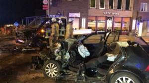30-jarige betrokkene van frontale botsing in Rijkevorsel overlijdt in ziekenhuis