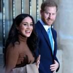 Klap voor hertog en hertogin van Sussex: Queen verbiedt Harry en Meghan om nog langer hun titel te gebruiken