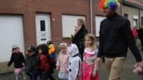 Notendopjes zetten carnaval in met feest en stoet