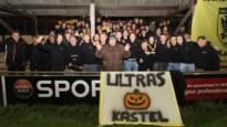 KSK Kasterlee breekt oude voetbaltribune af