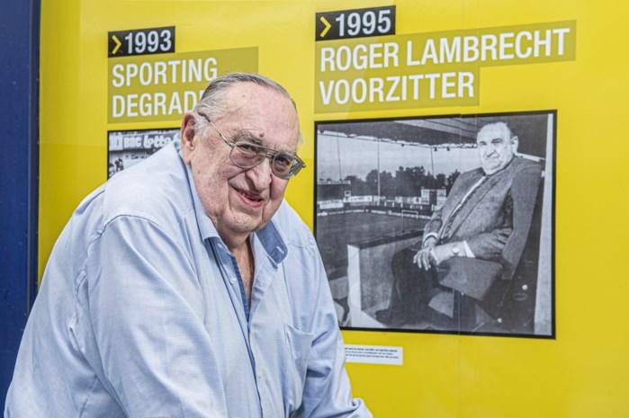 """Roger Lambrecht (88) neemt 'zijn' Lokeren niet opnieuw over: """"Daar ben ik te oud voor"""""""