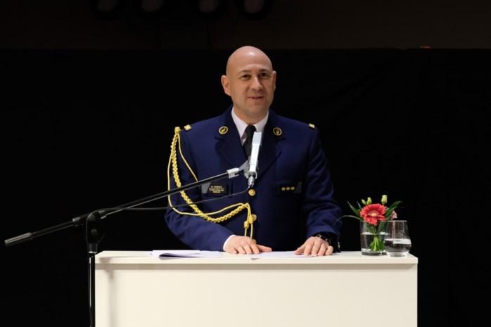 Walter Coenraets is de nieuwe korpschef van politiezone Mol-Balen-Dessel