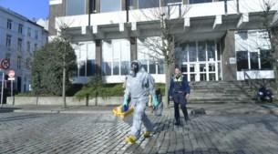 Poederbrief toegekomen bij hof van beroep in Antwerpen: personeel afgezonderd