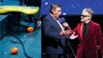 Luc Tuymans schenkt prijzengeld Ultimas aan Let's Go Urban, Jambon bekogeld met tomaten