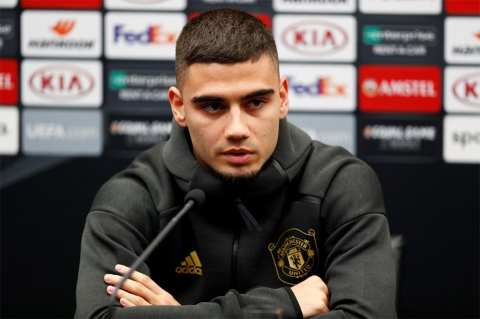 Braziliaanse Belg van Manchester United speelt tegen Club Brugge voor het eerst in geboorteland