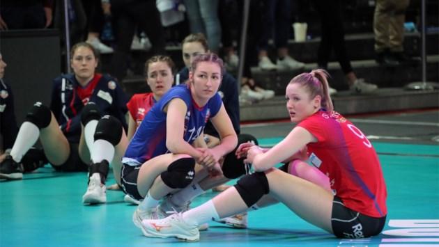 Beveren verliest in CEV Cup volley met 1-3 van Palmberg Schwerin