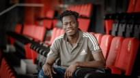 """Issa Kabore (18) klopt minstens even hard op Mechelse deur als Aster Vranckx: """"Niet verrast dat ik plots meedeed"""""""