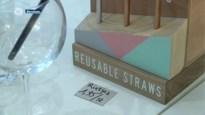 """Van verpakkingsvrije zeep tot herbruikbare tampons in nieuwe """"low waste"""" winkel Berchem"""