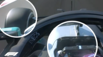 Mercedes toont 'mysterieus' stuursysteem tijdens F1-test, Raikkonen snelste
