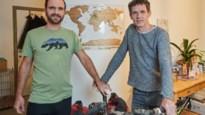 """Tuur (29) uit Mol is doof, maar fietst de wereld rond: """"Ik reis het liefst helemaal alleen"""""""