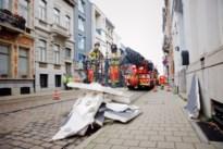 Isolatiemateriaal komt los op Zurenborg