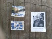 Oudere man verspreidt haatberichten op affiche